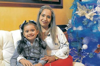 """La historia de Francy Liliana Martínez: """"La fuerza de una persona está en su corazón"""""""