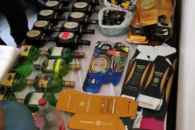 Autoridades adelantaron operativo contra la comercialización de licor adulterado en Bucaramanga