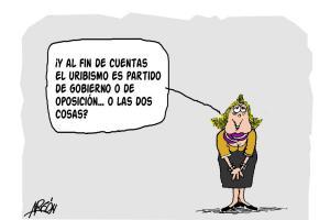 Democracia a la colombiana