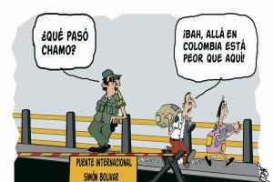 Venezolanos se estarían devolviendo por falta de oportunidades