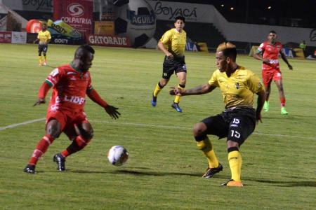 Patriotas de Boyacá y Alianza Petrolera se medirán hoy, a las 3:15 p.m., en Tunja, en compromiso válido por la quinta jornada de la Liga Águila I de 2018. Los dos elencos necesitan los tres puntos para afianzarse en la parte alta del campeonato.