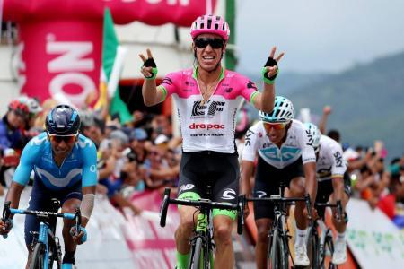Rigoberto Urán y varios de los principales ciclistas colombianos tomarán parte de la Vuelta a Cataluña 2018.