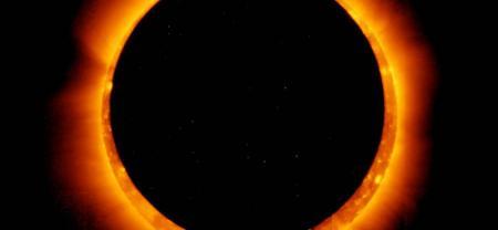 """Este domingo habrá eclipse solar con """"anillo de fuego"""""""