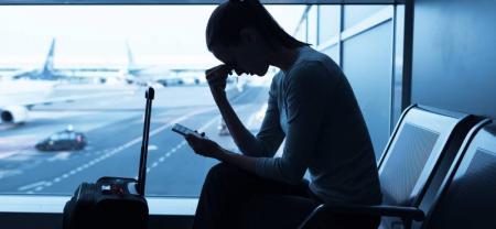 En siete días del paro de los pilotos, Avianca ha cancelado 49% de los vuelos programados.