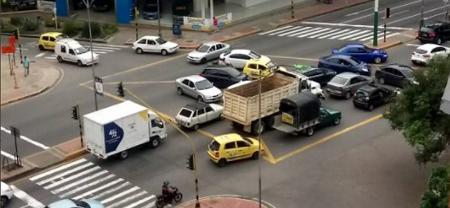El apagón fue reportado por usuarios de todos los sectores de Bucaramanga.