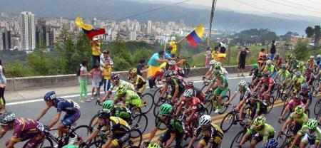 Programe sus recorridos: La vuelta a Colombia llega a Santander