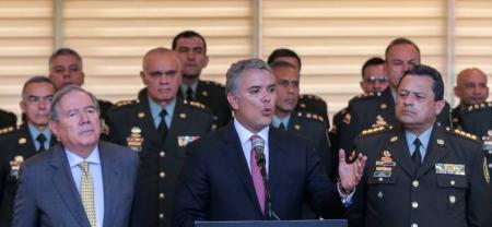 Conozca las 10 iniciativas de Duque para combatir la delincuencia en Colombia