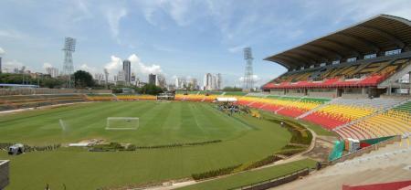 El estadio Alfonso López luce mejor que en años anteriores y un evento como el Preolímpico es la oportunidad para hacer las adecuaciones necesarias si los delegados de la Conmebol así lo expresan.