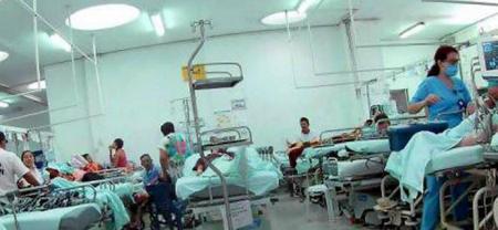 Las cifras del Isabu, el Hospital Universitario de Santander y en general, del departamento revelan que los servicios de atención a venezolanos se han triplicado en un año.