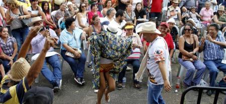 Feria de las colonias 2017.