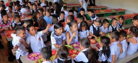 Desde el pasado mes de agosto, el suministro del PAE está cancelado en 82 municipios de Santander.