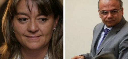 El juez dictó sentencia de 22 años a Liliana pardo y de 13 años en contra de Miguel Ángel Moralesrussi.