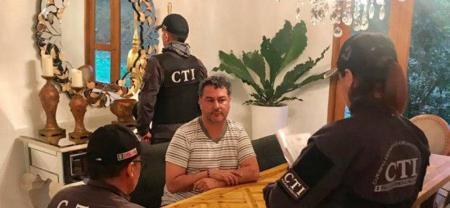 Capturan al alcalde de Barbosa, Antioquia