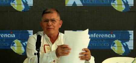 Rodrigo Granda cruzó la frontera con Venezuela con aval de la JEP