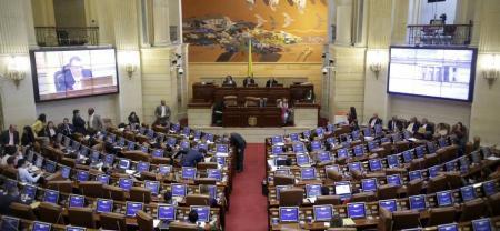 Se espera que la próxima semana sea presentado en las plenarias del Senado y Cámara el proyecto de la Ley de Financiamiento.
