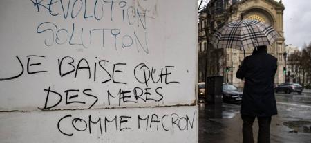 """Protestas de """"chalecos amarillos"""" dejan 2.000 detenidos en Francia"""