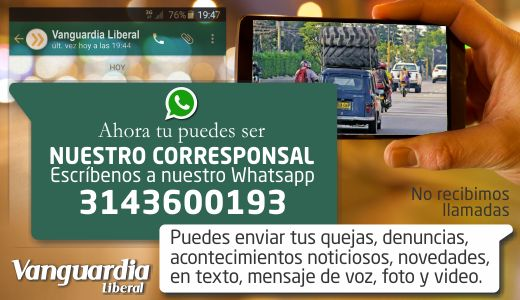 Ahora en Whatsapp