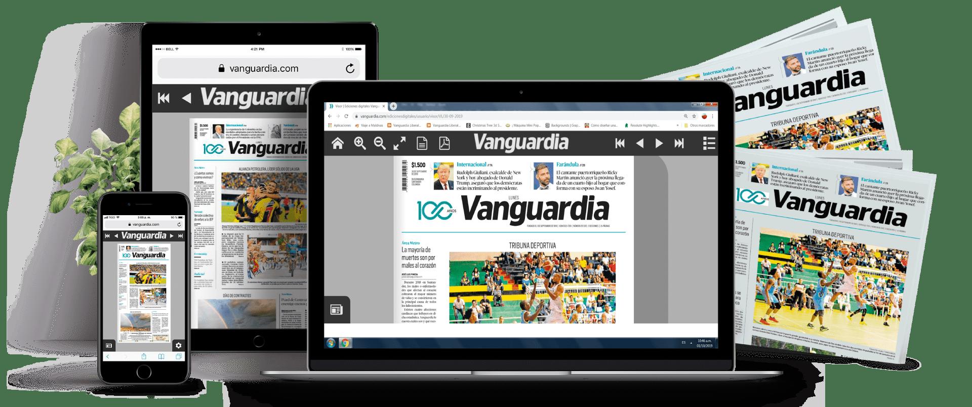 Ediciones Vanguardia